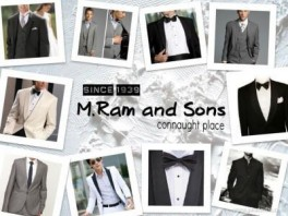 M . Ram and Sons (since 1939)