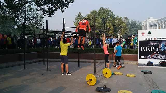 fitness at raahgiri dat connaught place