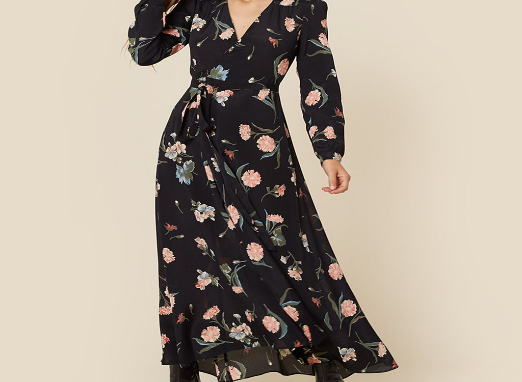 Buy This Floral Dress From Wills Lifestyle @ConnaughtPlace