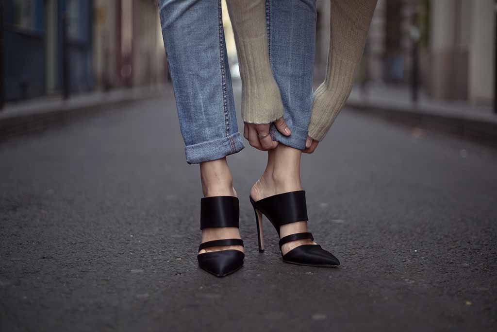 Buy These Pair Of Mules From H&M @ConnaughtPlace