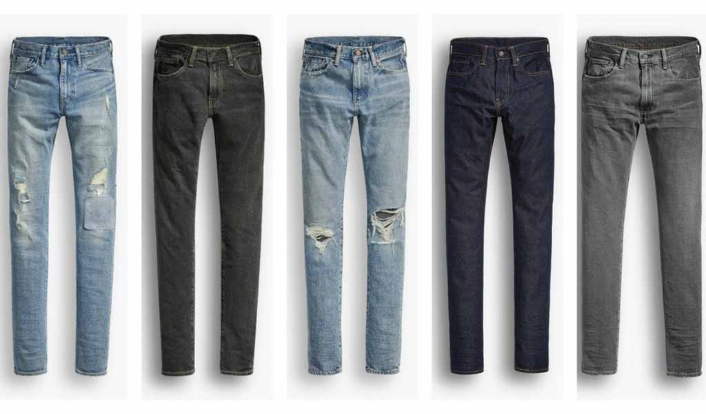 Get These Vintage Inspired Denims From levi's @connaught Place
