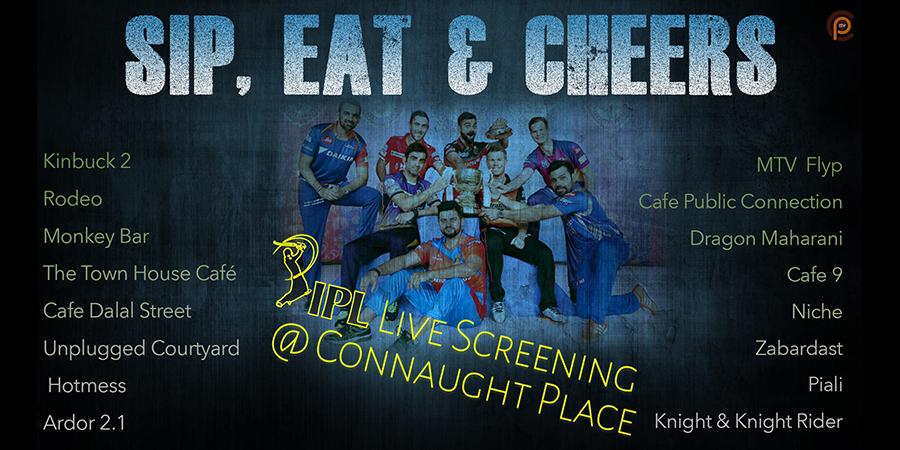 IPL Live Screening