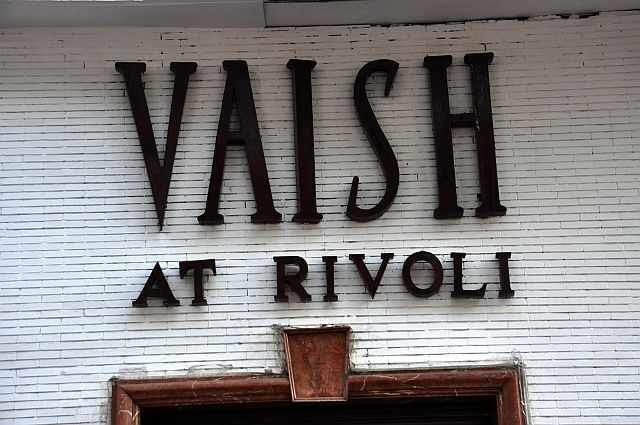 Vaish At Rivoli Logo