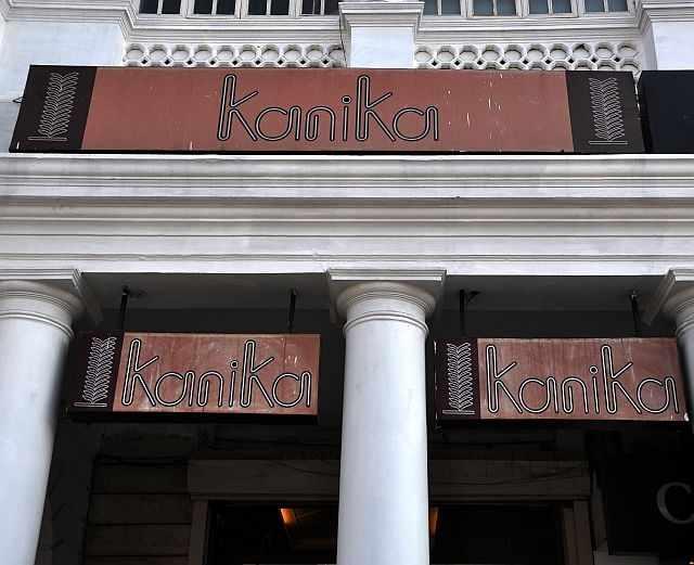 Kanika Logo