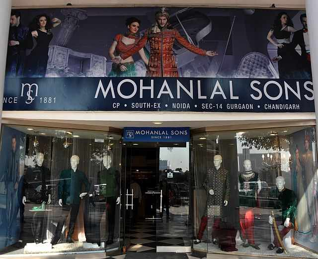 Mohanlal Sons Logo