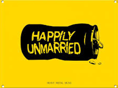 Happily Unmarried MyConnaughtplace