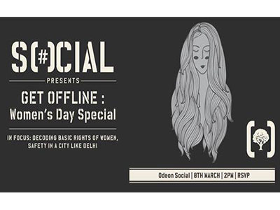 The Social Tree presents Get Offline: Women