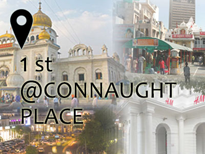 Where else, but here! MyConnaughtplace