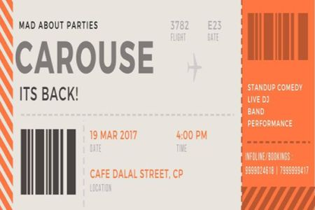 Carouse 2017 : Its Back!  MyConnaughtplace