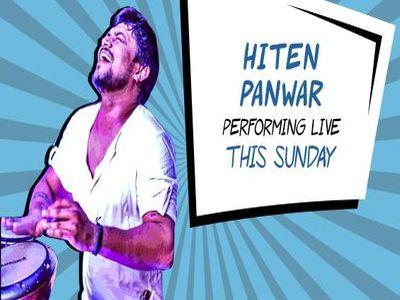Hiten Panwar Live MyConnaughtplace