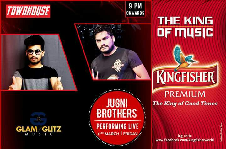 Jugni Brothers  live @Town House Cafe MyConnaughtplace