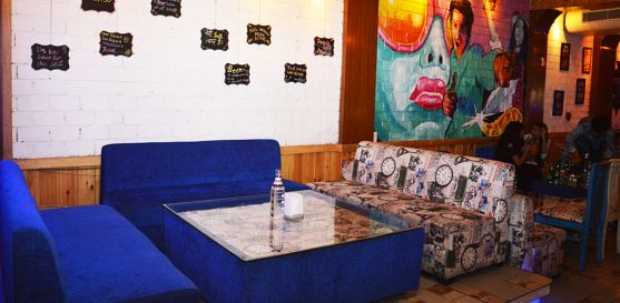 Taphree Cafe Connaught Place Image Gallery