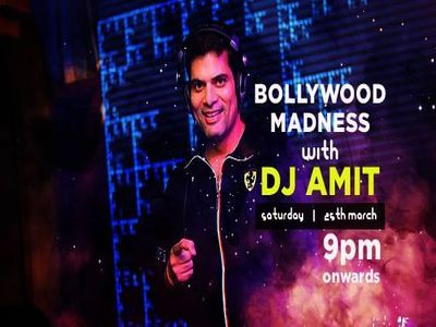 Bollywood Madness With DJ Amit