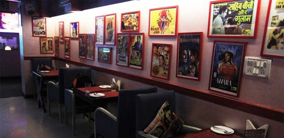 Filmy Cafe and Bar