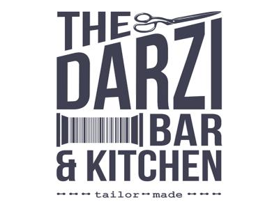 The Darzi Bar & Kitchen Logo