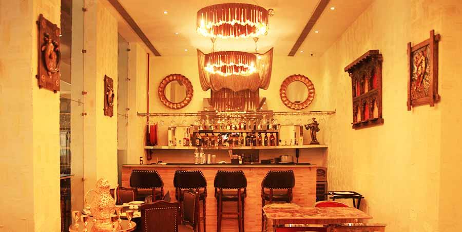 Surahi - The Veg. Kitchen & Bar