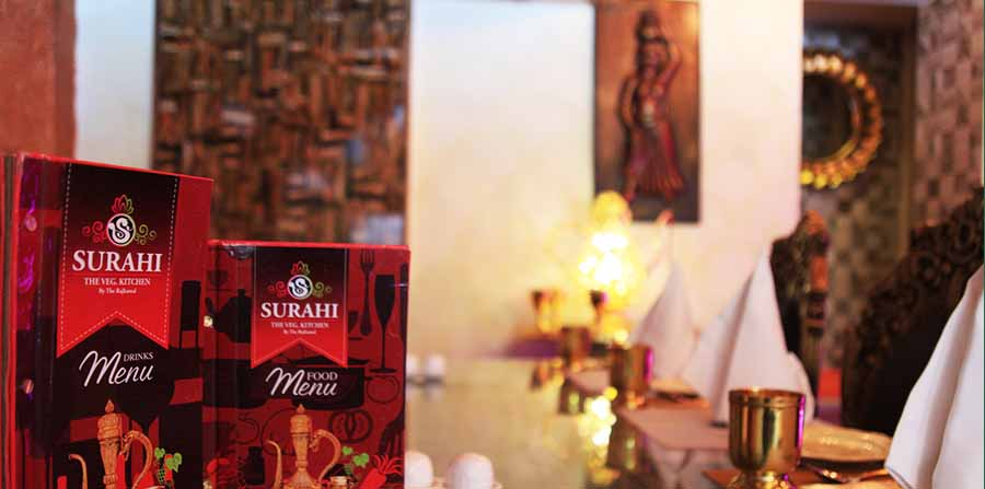 Surahi - The Veg. Kitchen & Bar  Connaught Place Image Gallery