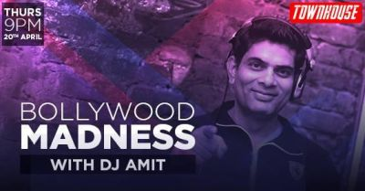 Bollywood Madness With DJ Amit MyConnaughtplace