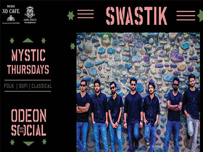 Social Mystic Thursdays ft. Swastik MyConnaughtplace