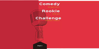 Comedy Rookie Challenge   MyConnaughtplace