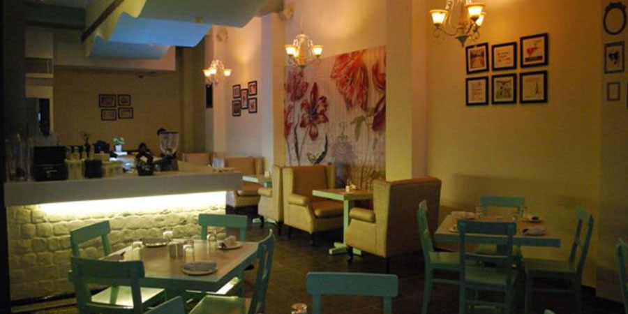 Life Caffe Connaught Place Image Gallery