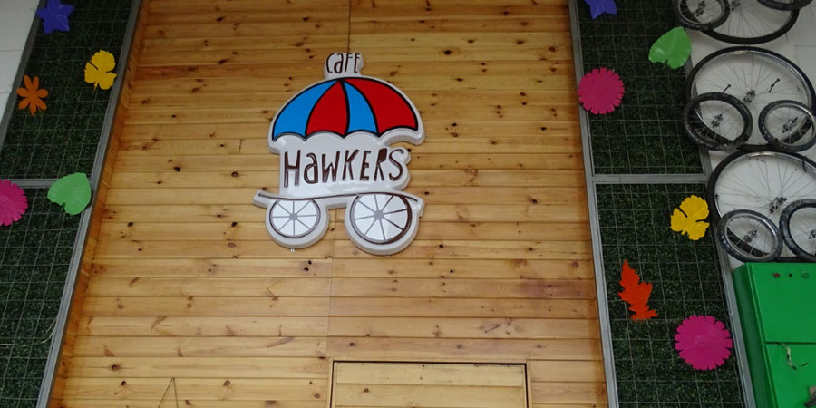 Cafe Hawkers
