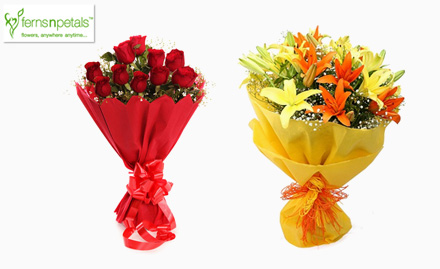 fern flowers delivery at delhi