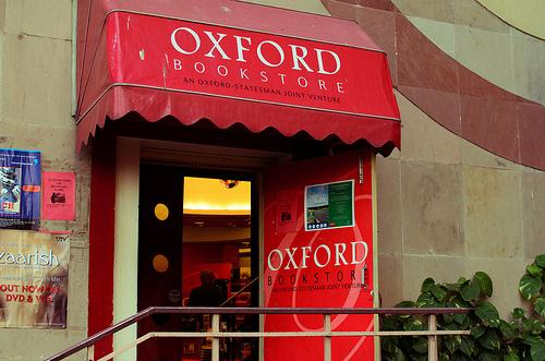Oxford Book Store, Connaught Place MyConnaughtplace