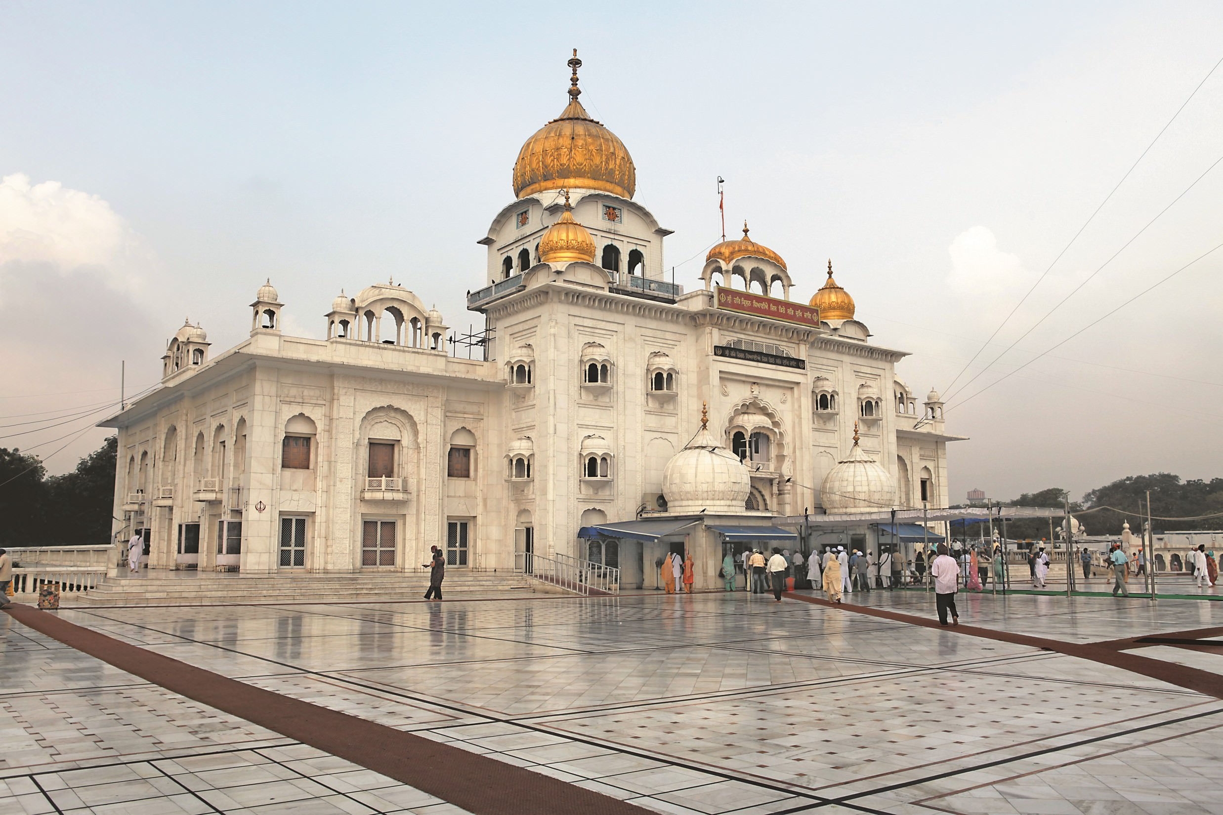 Gurudwara Bangla Sahib MyConnaughtplace