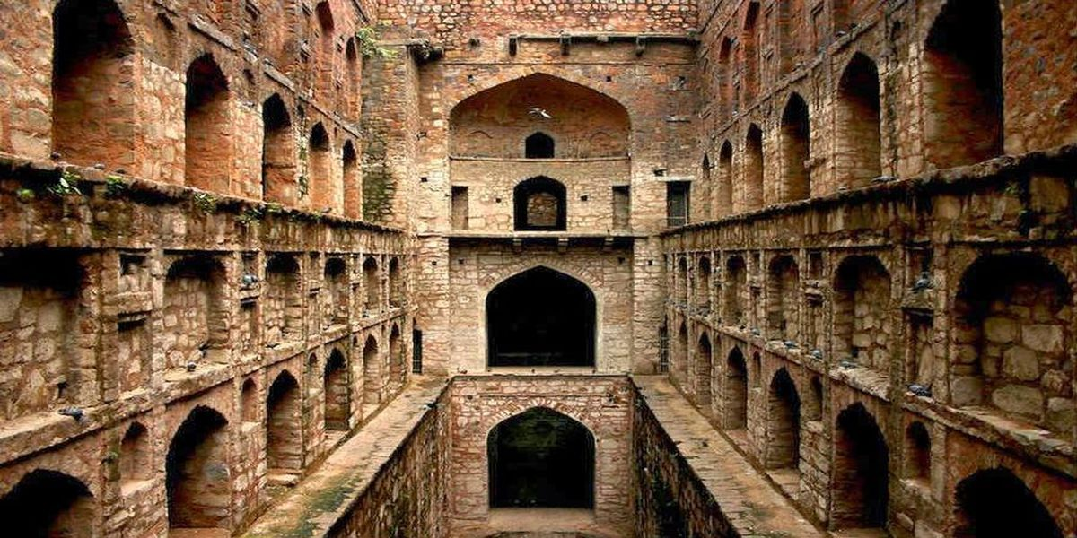Agrasen ki Baoli MyConnaughtplace