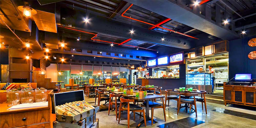 Indian Grill Connaught Place Image Gallery