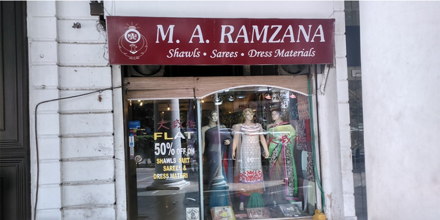 M.A Ramzana  Connaught Place Image Gallery