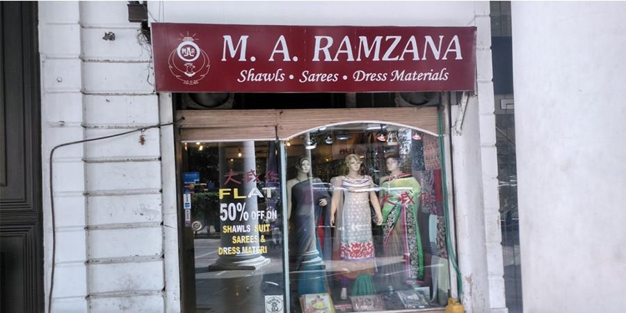 M.A Ramzana