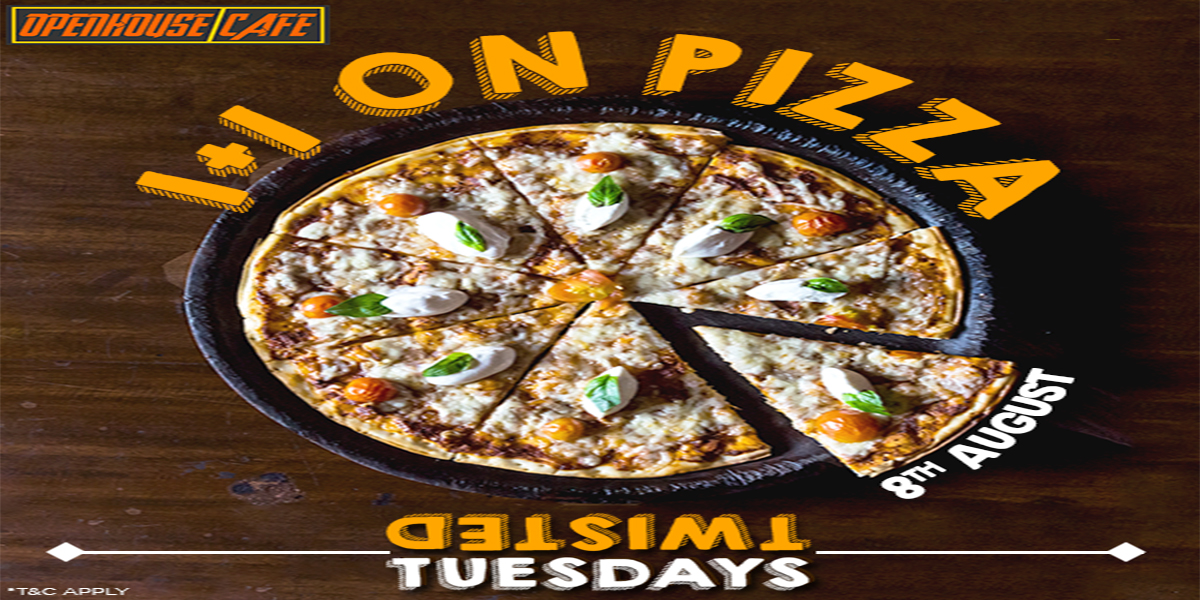 Tuesday Twisted Offer MyConnaughtplace