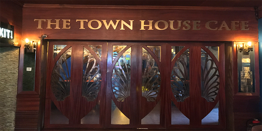 The Town House Cafe Connaught Place Image Gallery