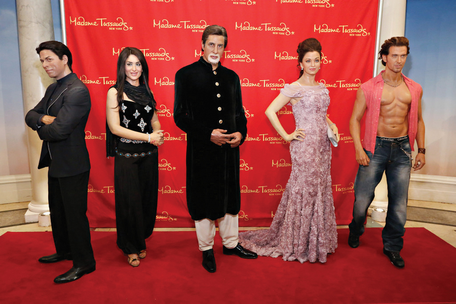 Madame Tussauds MyConnaughtplace