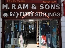 M. Ram & Sons
