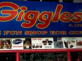 Giggles Private Limited myconnaughtplace